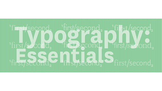 Typography Essentials with Alexander Tochilovsky