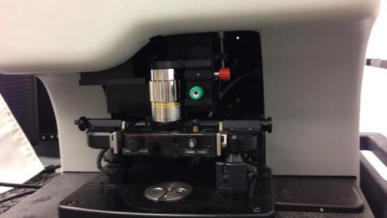 Pacific Nanotechnology Atomic Force Microscope