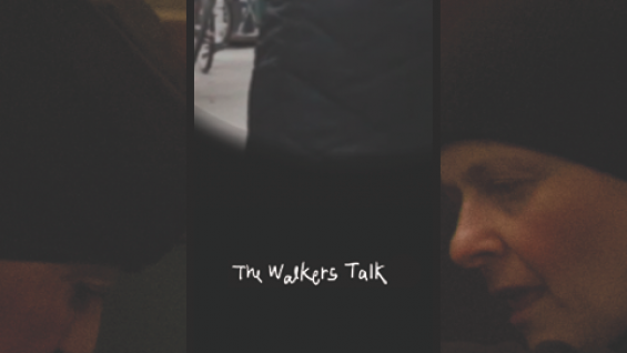 Image for A Walkers Talk, a Senior Presentation by School of Art student Hannah Bang