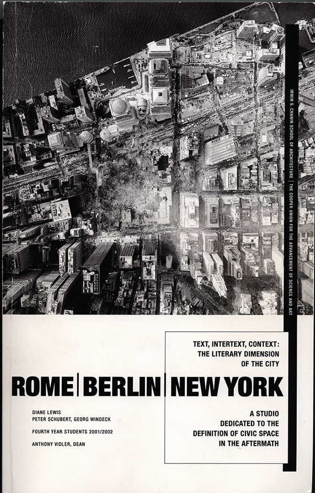 Rome Berlin New York
