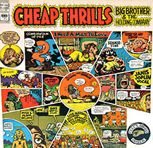 Big Brother and the Holding Company -- Cheap Thrills