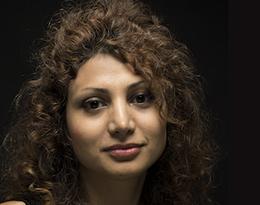 Artist in residency Zahra Nazari
