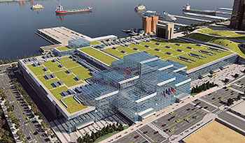 The Javits Center rooftop proposal