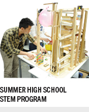 Summer High School STEM Program