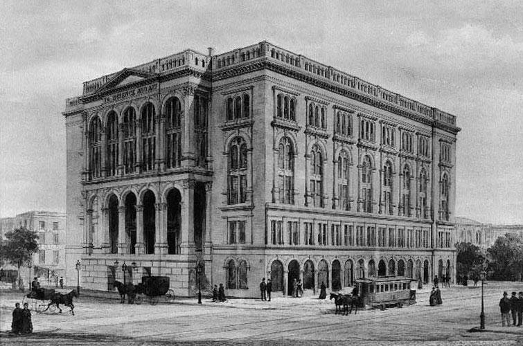 Cooper Union New York Building