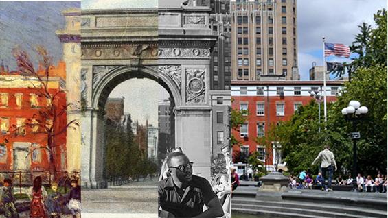 New York: The City Transformed - Washington Square Park